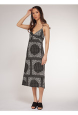 Dex Bros Clothing Co Ltd. Spaghetti Strap Knee Length Dress