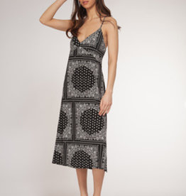 Dex Bros Clothing Co Ltd. Spaghetti Strap Knee Length Dress