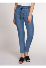 Dex Bros Clothing Co Ltd. Tie Front Pant