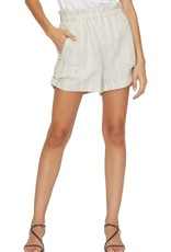 Sanctuary Hampton stripe shorts