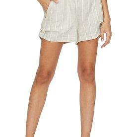 Sanctuary Hampton stripe shorts