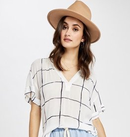 Gentle Fawn Madison Grid Top