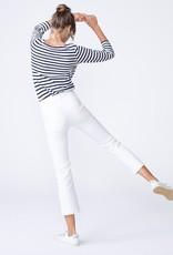 Unpublished Margie- Proper mid rise wide leg