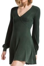 Z Supply Micro Rib Longsleeve Dress