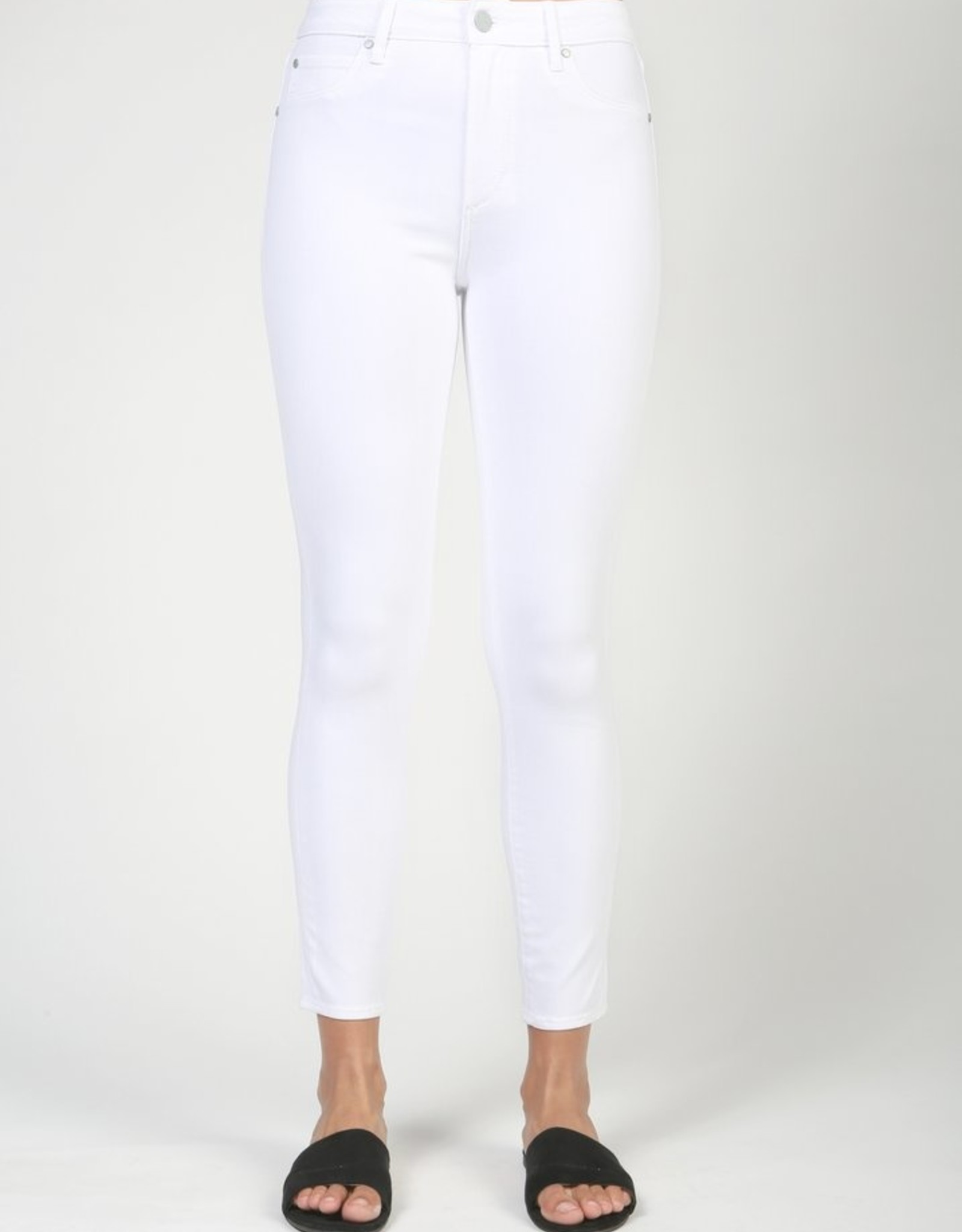 Articles of Society Articles of Society Heather White Denim