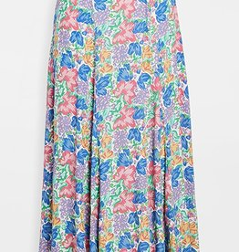 Faithfull the Brand Valensole Midi Skirt