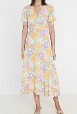 Faithfull the Brand Marie Louise Midi Dress