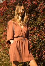 Gentle Fawn Cassis Dress