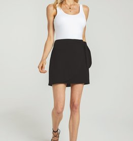 Z Supply Dawn Crinkle Skirt