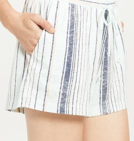 Z Supply Mila Stripe Short
