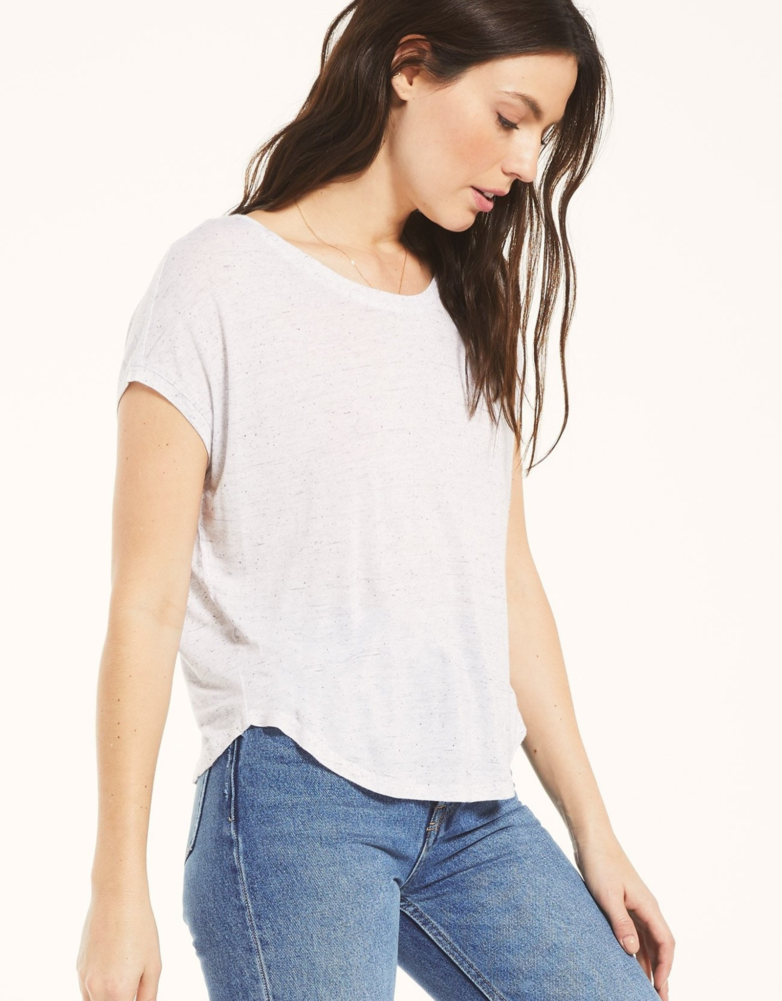 Z Supply Sonia Speckle Tee