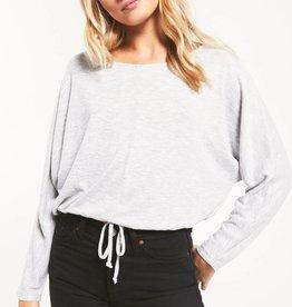 Z Supply Dollie Slub Sweater Top