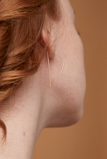 Able Crescent Earrings