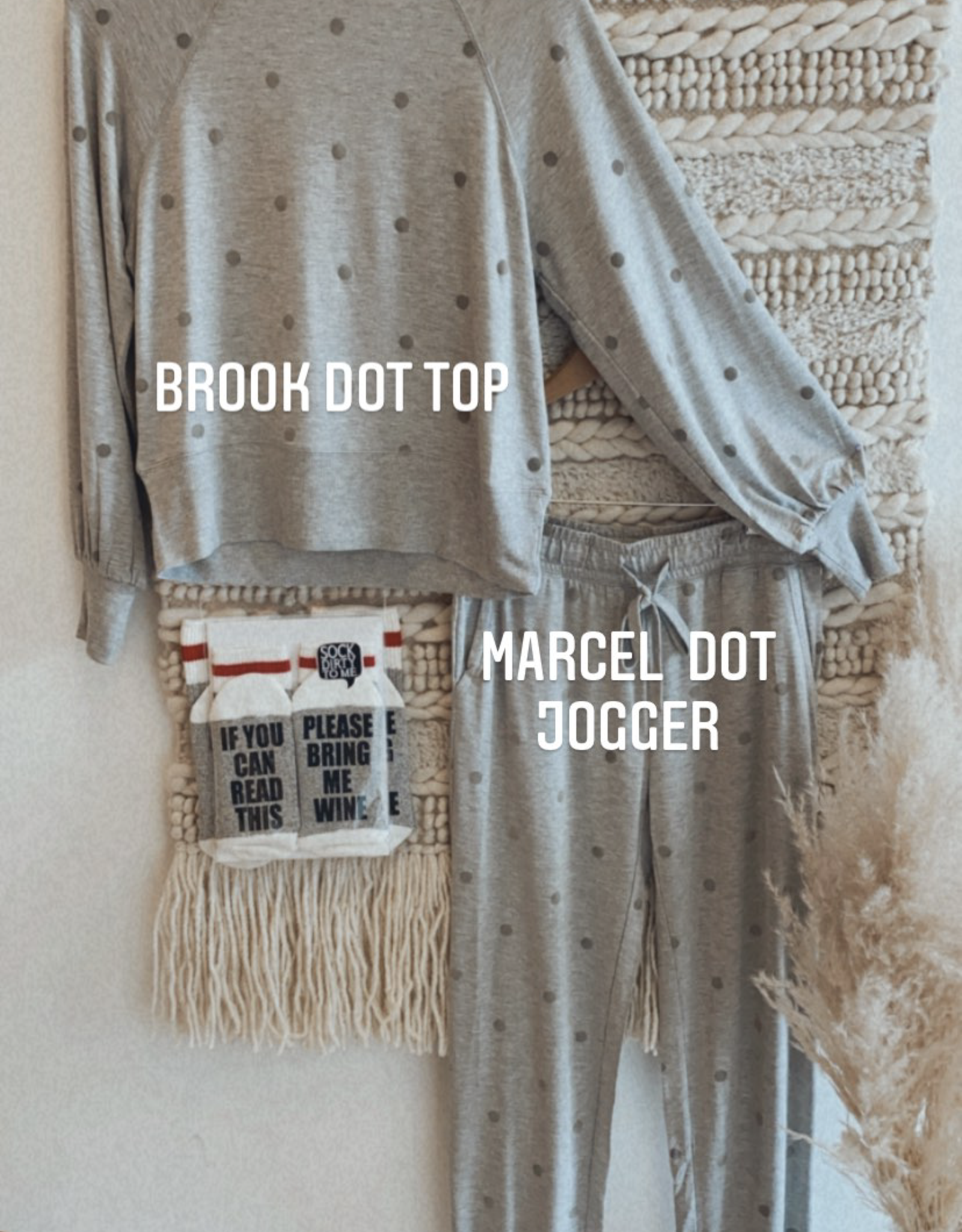 Z Supply Marcel Dot Jogger