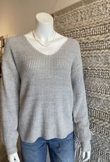 L/S V-Neck Sweater