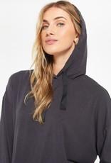 Z Supply Sonya Whisper Jersey Hoodie