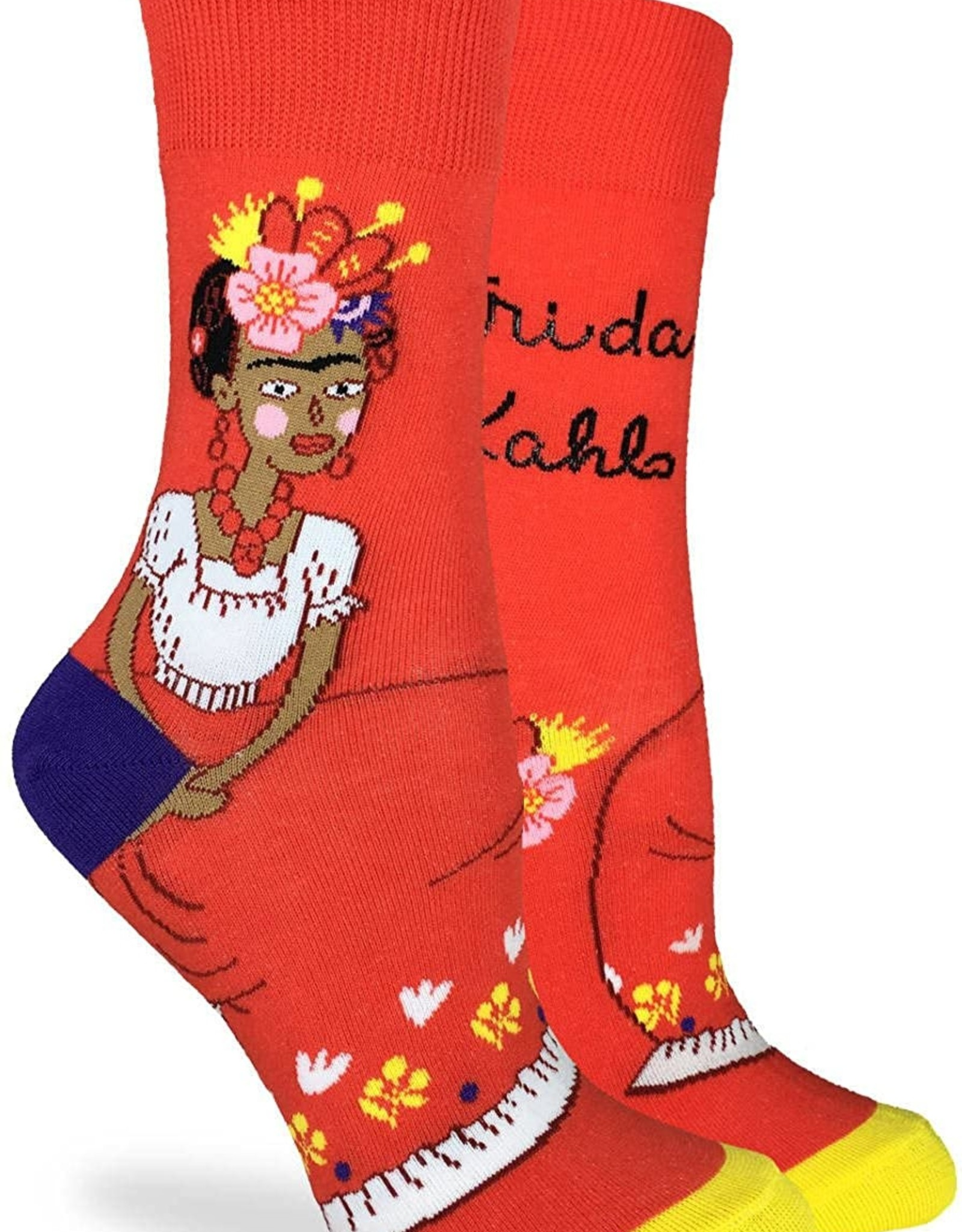 Good Luck Sock Women's Frida Kahlo Socks