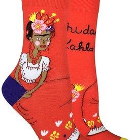 Good Luck Sock Women's Frida Kahlo Socks