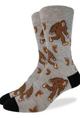 Good Luck Sock Men's Bigfoot Socks