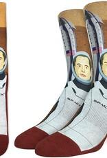 Good Luck Sock Men's Elon Musk On Mars Socks