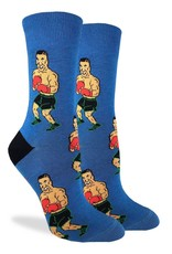 Good Luck Sock Men's Tyson Punch Out Socks