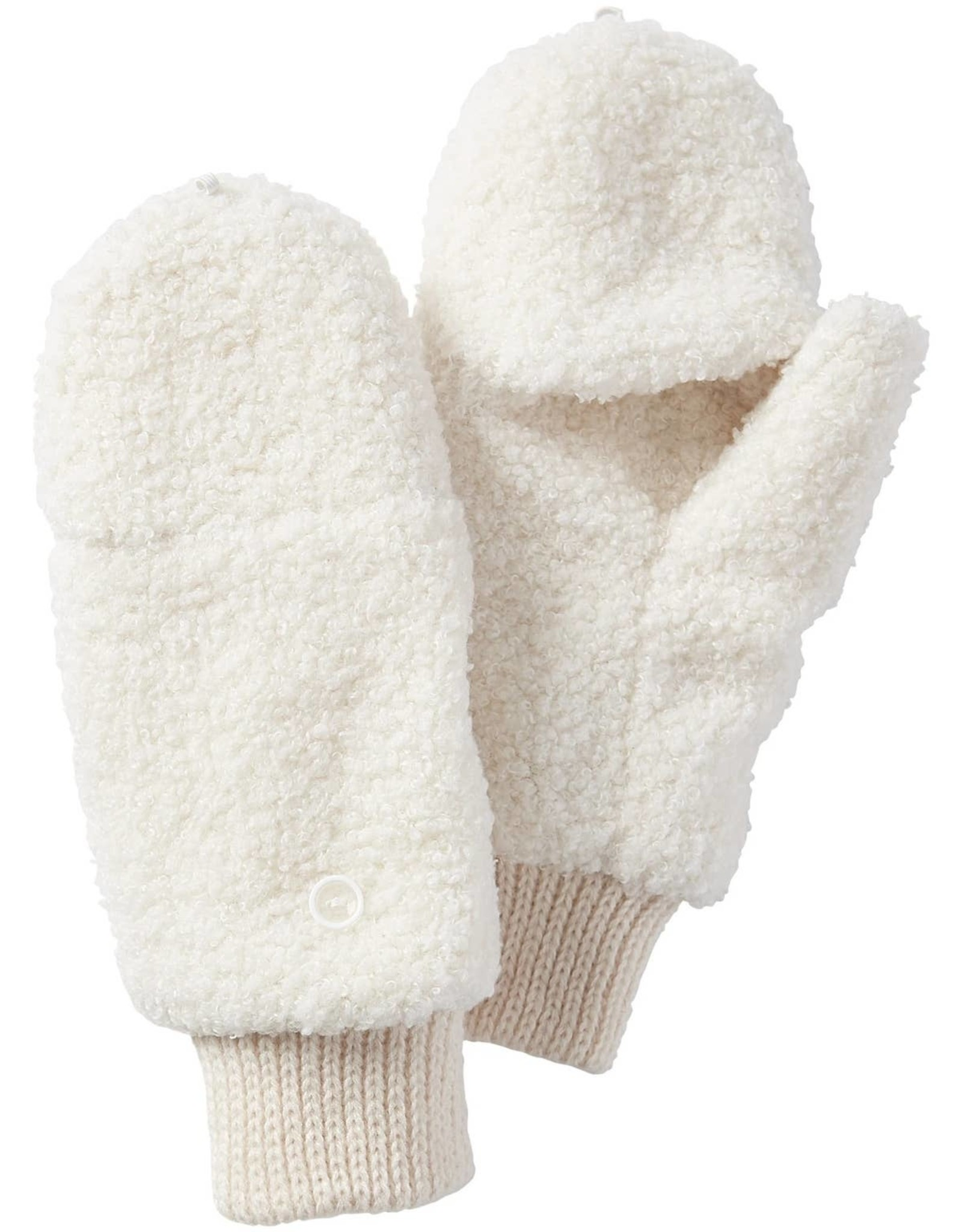 Faire Fuzzy Bunny Mittens