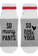 So Many Pants So Little Yoga
