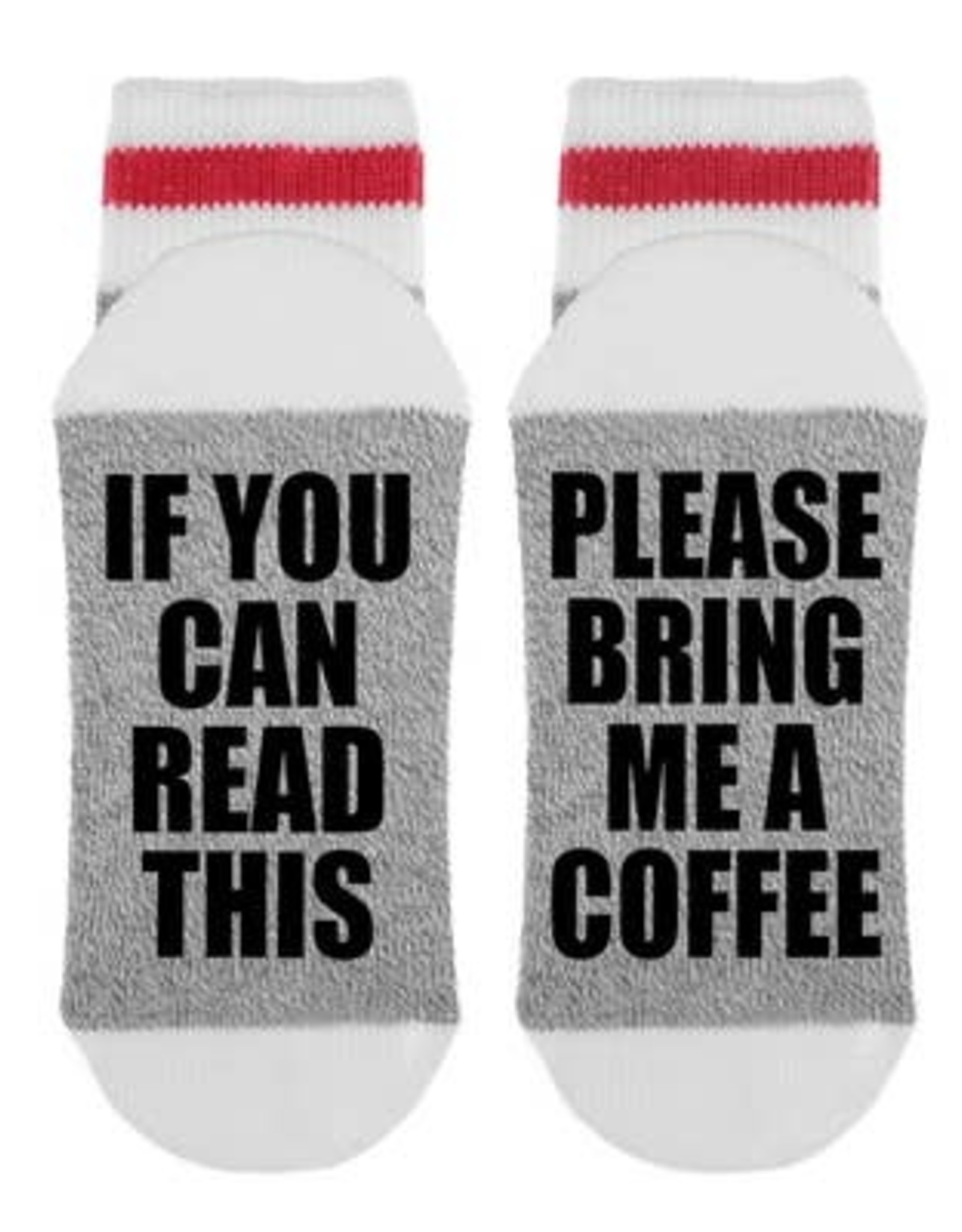 Please Bring Me a Coffee Socks