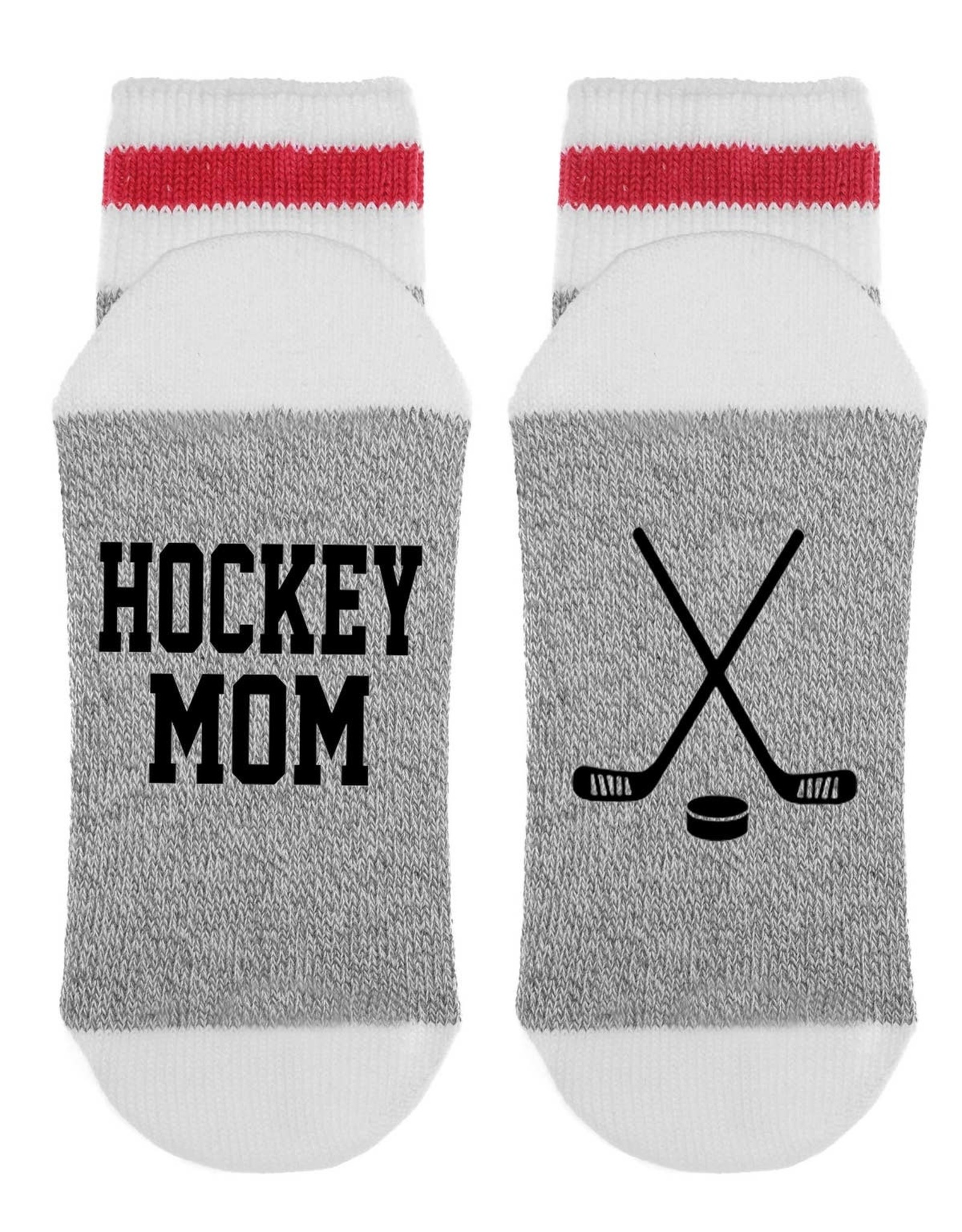 Hockey Mom Socks