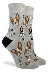 Good Luck Sock Men's French Bulldog Socks
