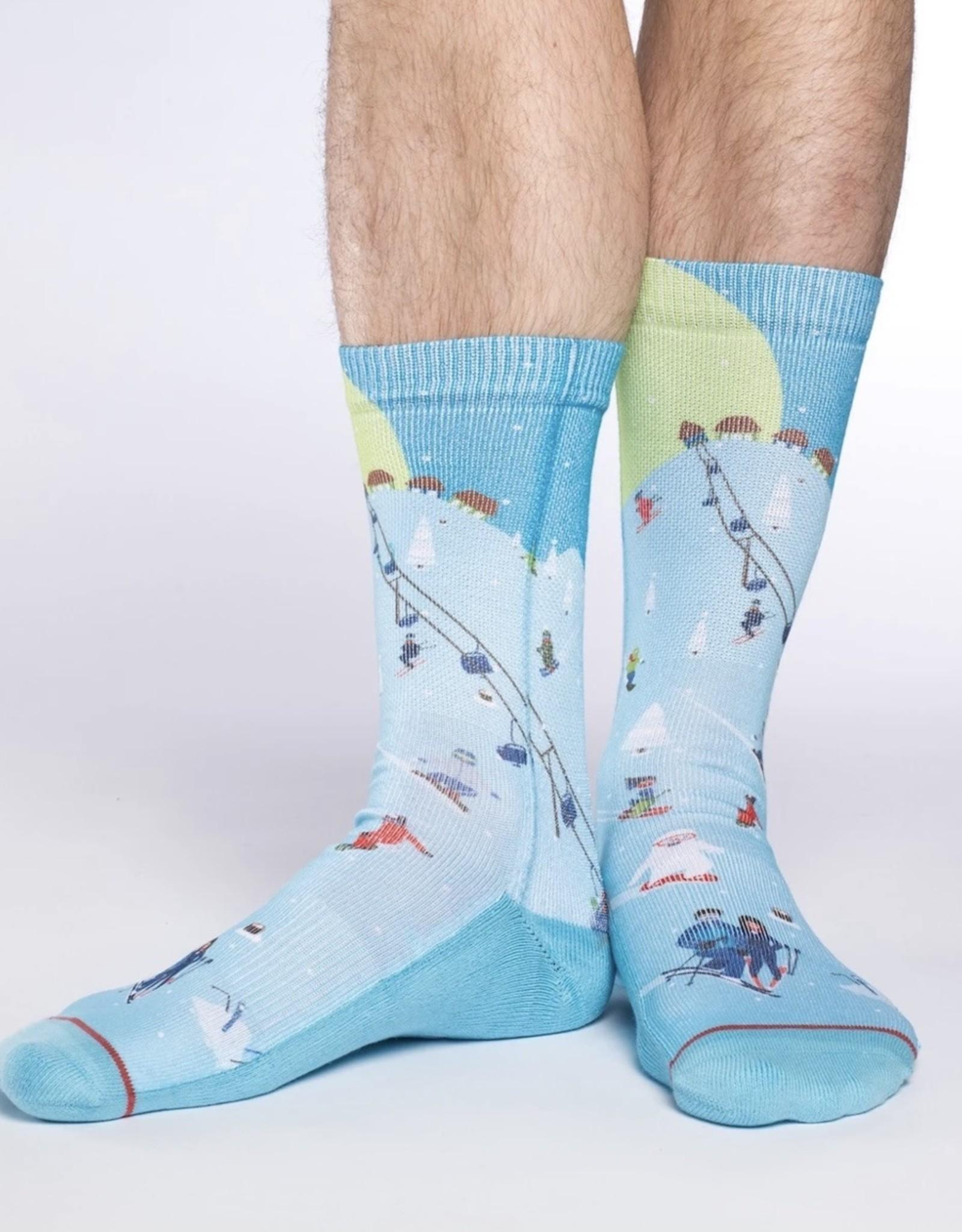 Good Luck Sock Men's Skiing Socks