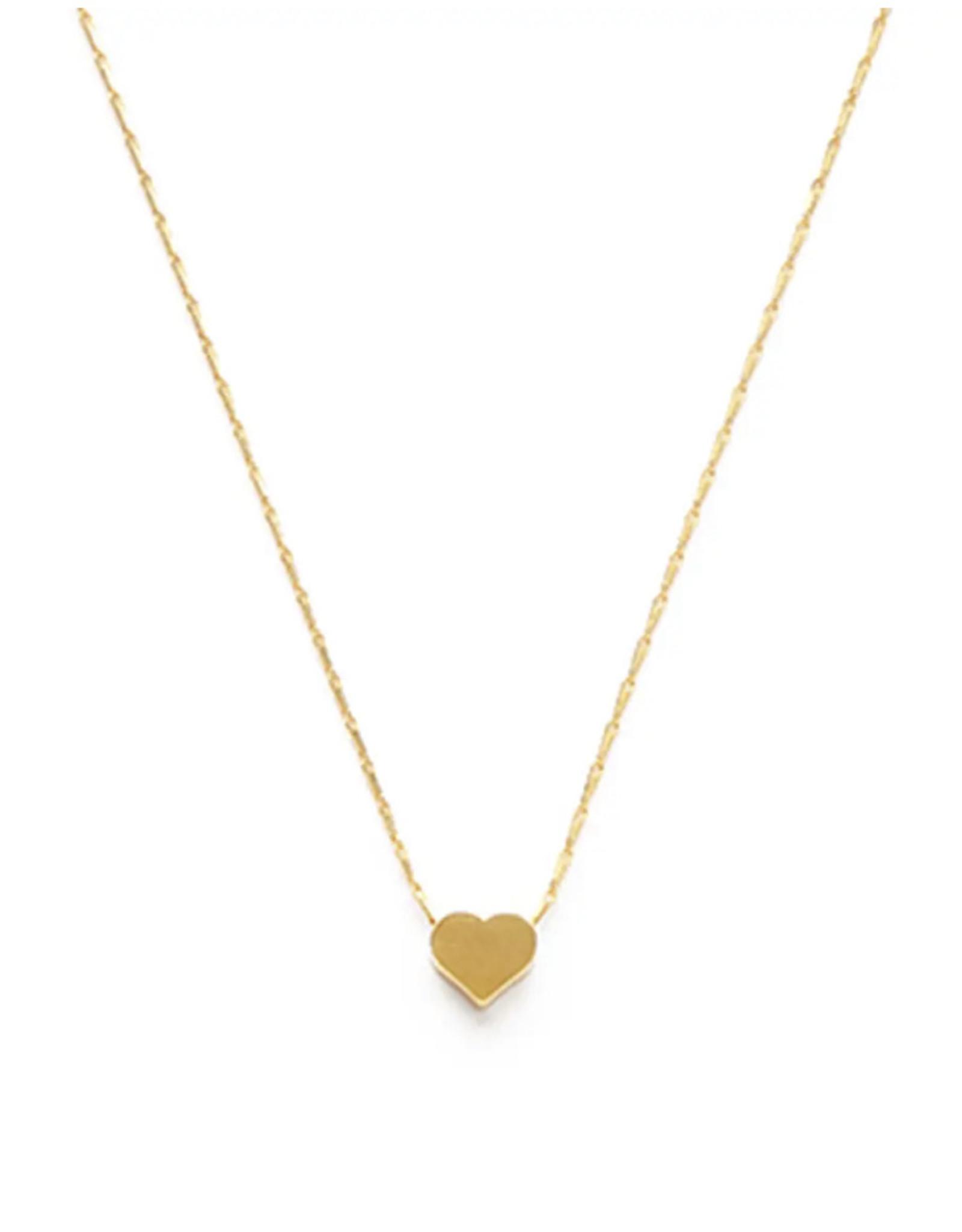 Amano Tiny Heart Necklace