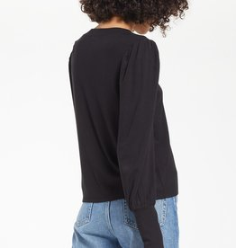 Z Supply Clemente Puff Sleeve