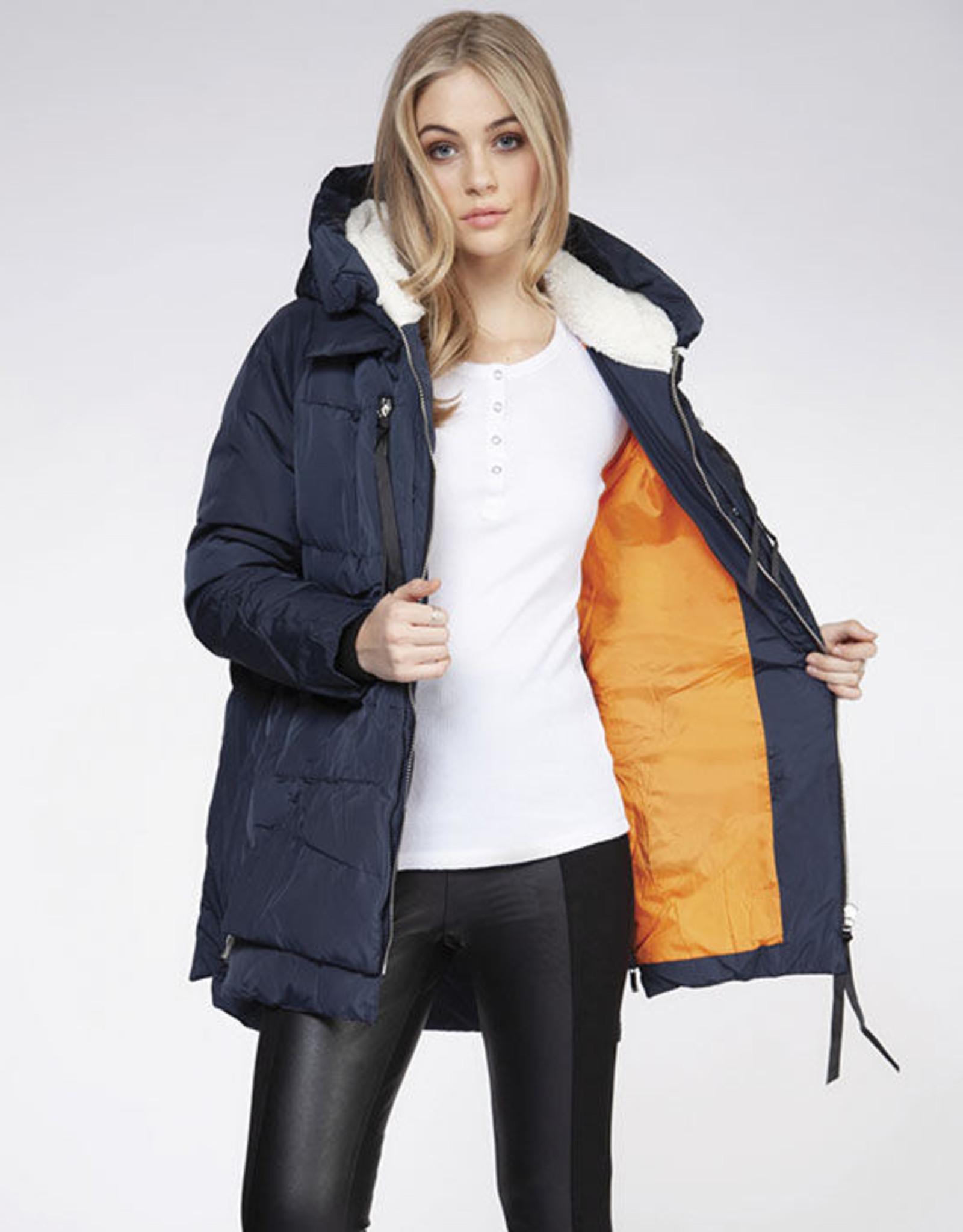 Dex Hooded Parka Jacket