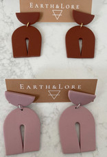 Earth & Lore Arches Earrings