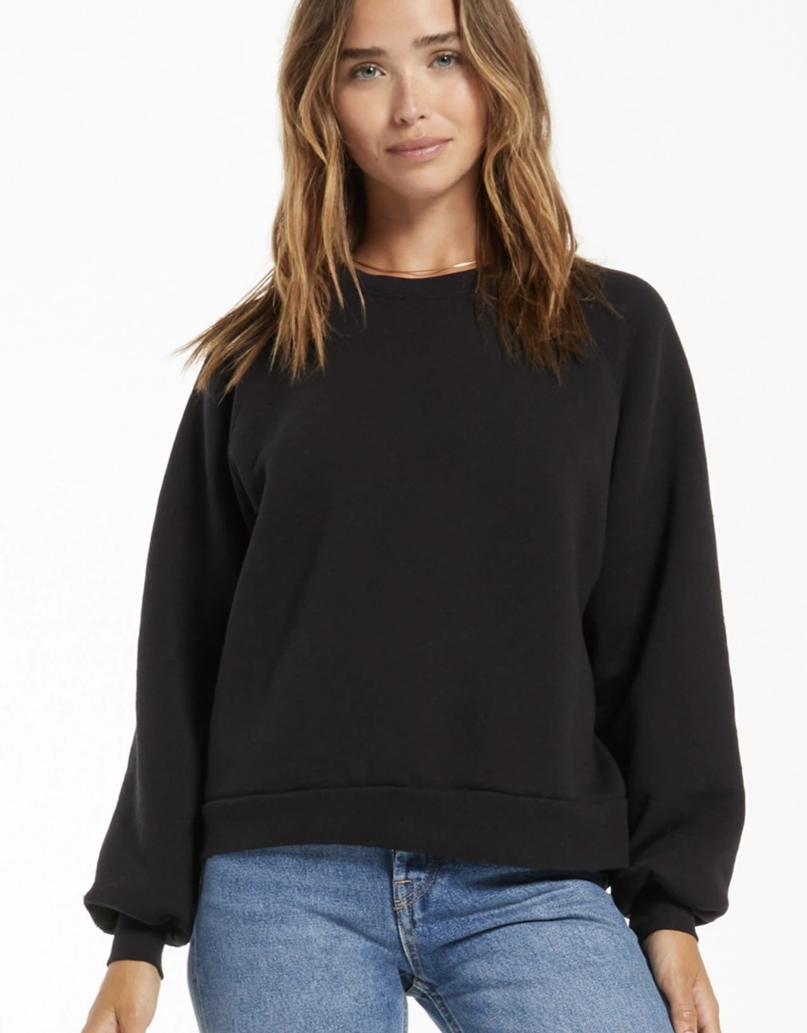 Z Supply Billie Classic Sweatshirt