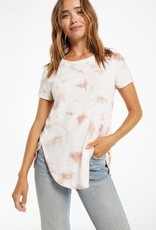 Z Supply Cloud Tie Dye Rib Tee