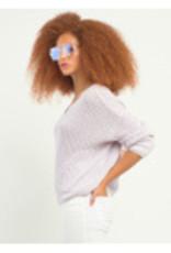 Dex V-Neck Textured Sweater