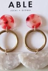 Able Marina Earrings