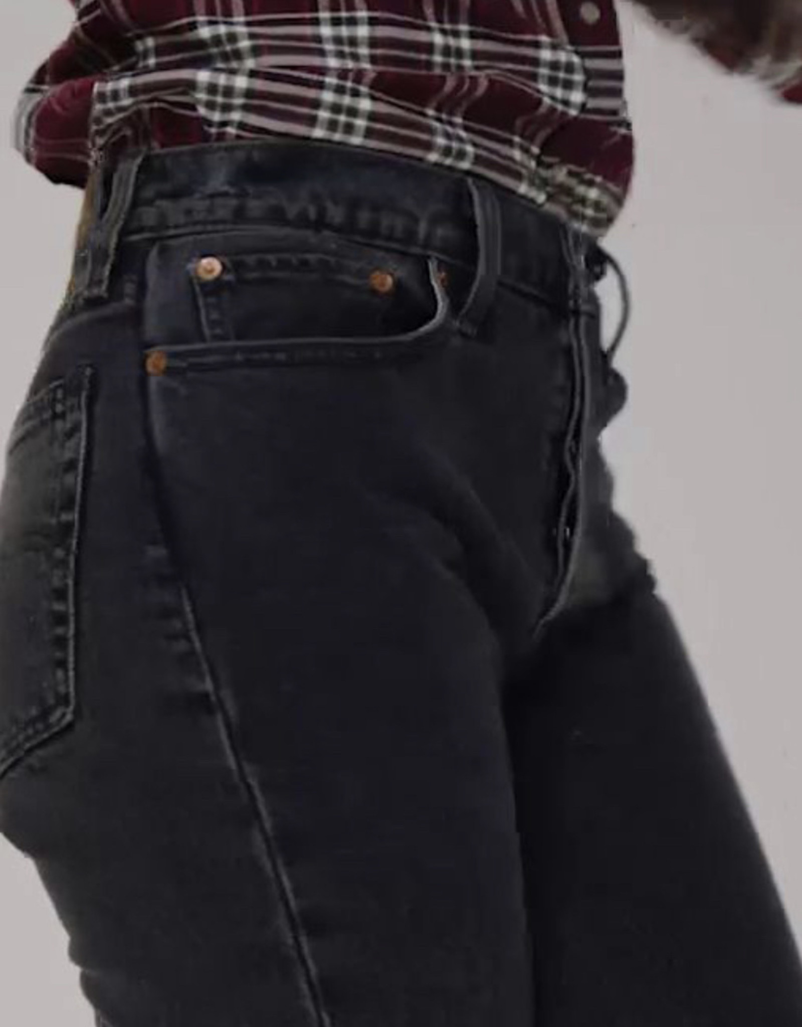 Levi's Wedgie Straight