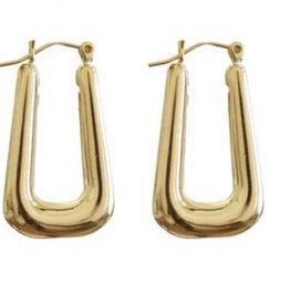 Lisbeth Moss Earrings