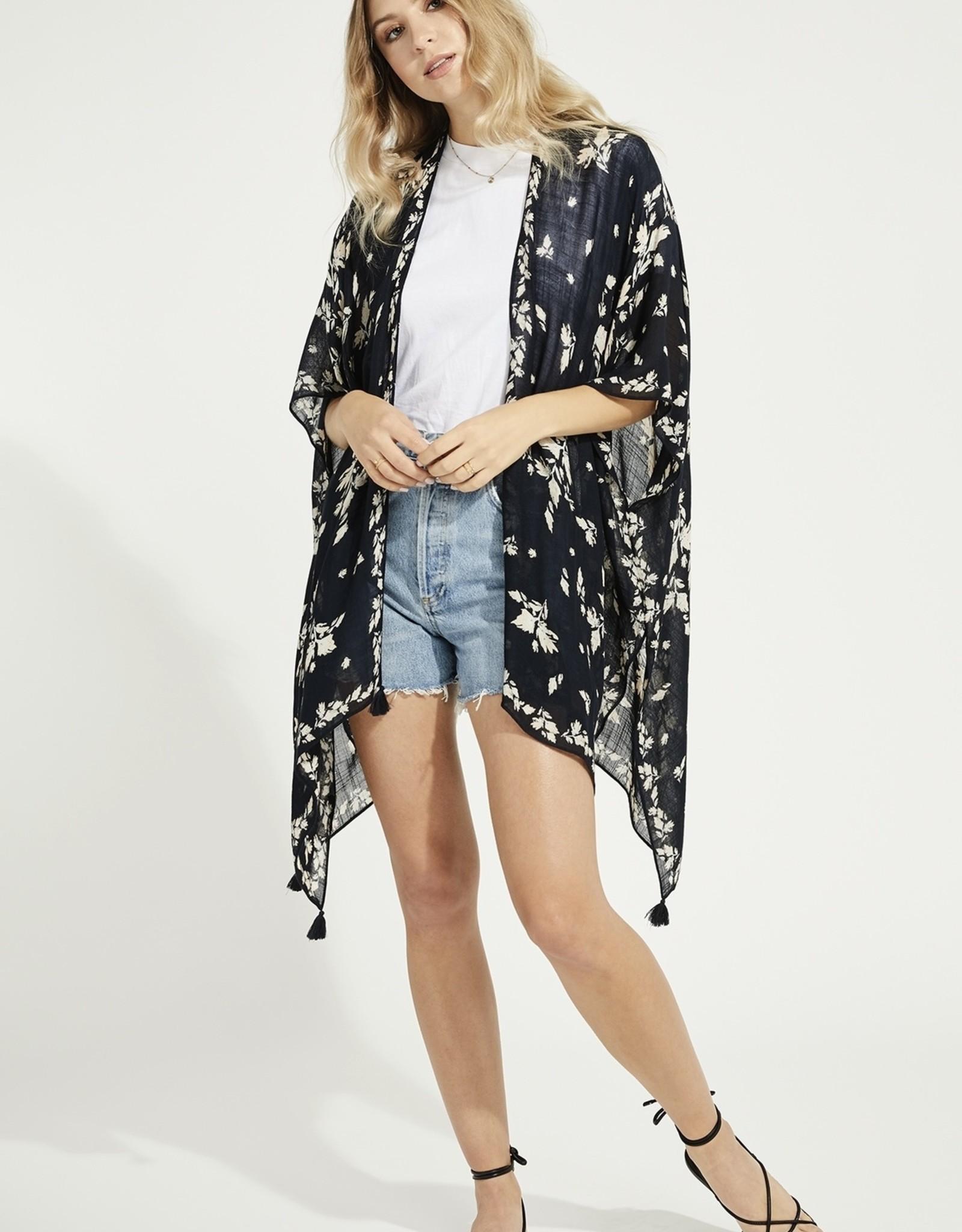 Gentle Fawn Ledger Kimono