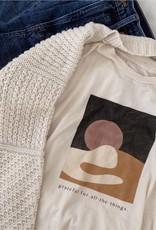 Polished Prints Grateful Graphic T-Shirt