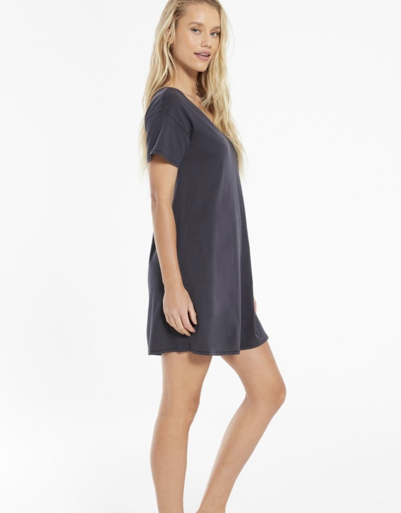 Z Supply Birdie Organic Mini Dress