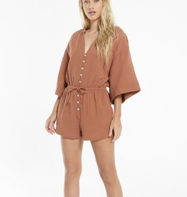 Z Supply Zephyr Gauze Jumper