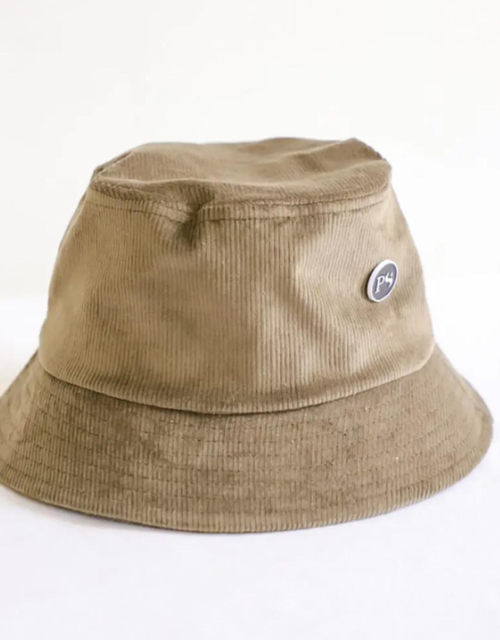 Caroline Corduroy Bucket Hat