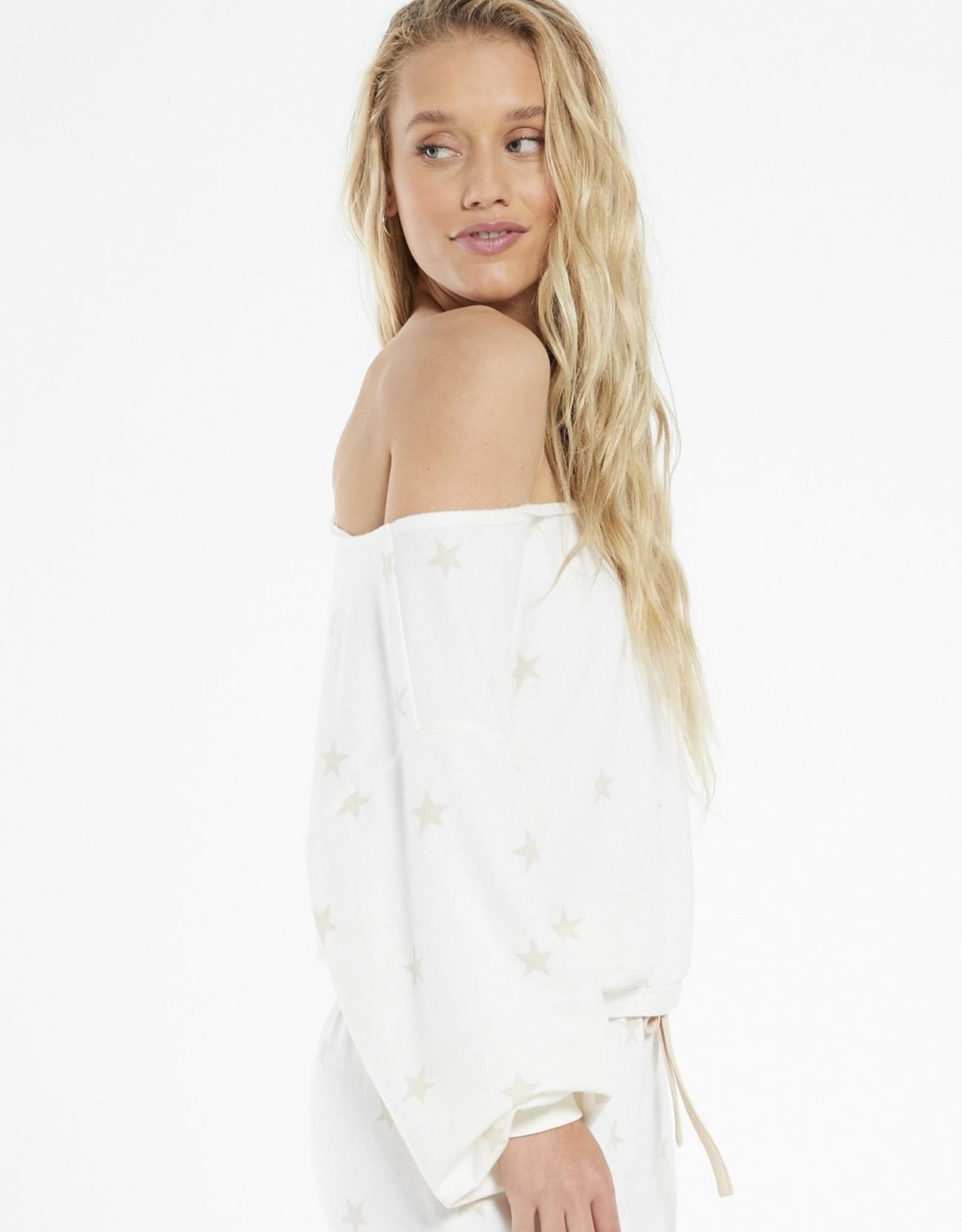 Z Supply Zoe Summer Star Pullover