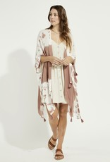 Gentle Fawn Heron Cover-up