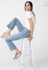 Margaux Cropped Flare Jeans