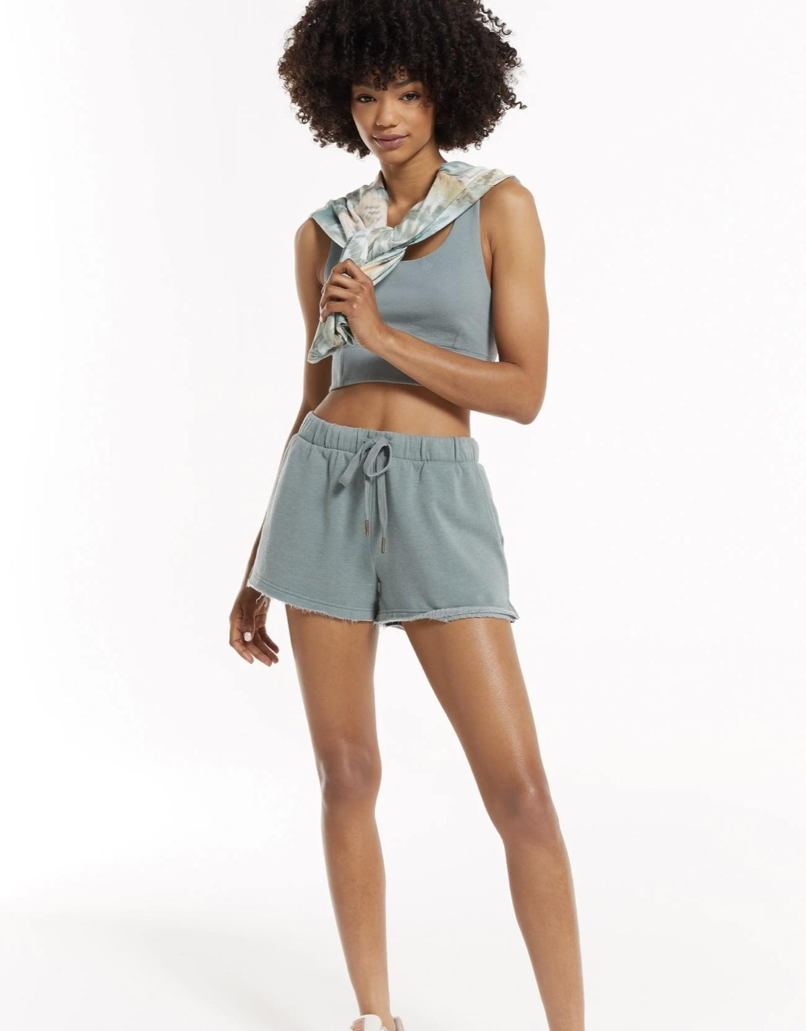 Z Supply Kalea Fleece Shorts